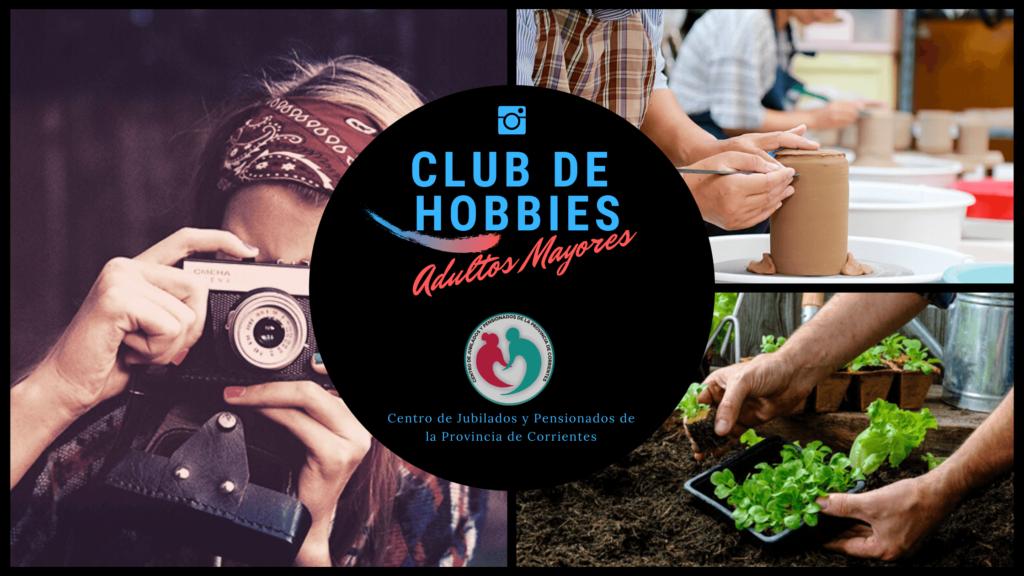 Club de Hobbies | Adultos Mayores