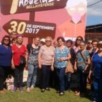 Abuelazo de Bella Vista 30-09-2017 - Participación de Mburucuyá.